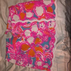 Lily Pulitzer skirt barely worn